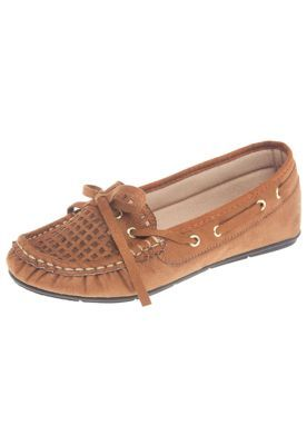 30540a6a4 Mocassim FiveBlu Laser Marrom | sapatos femininos em 2019 | Sapatos ...