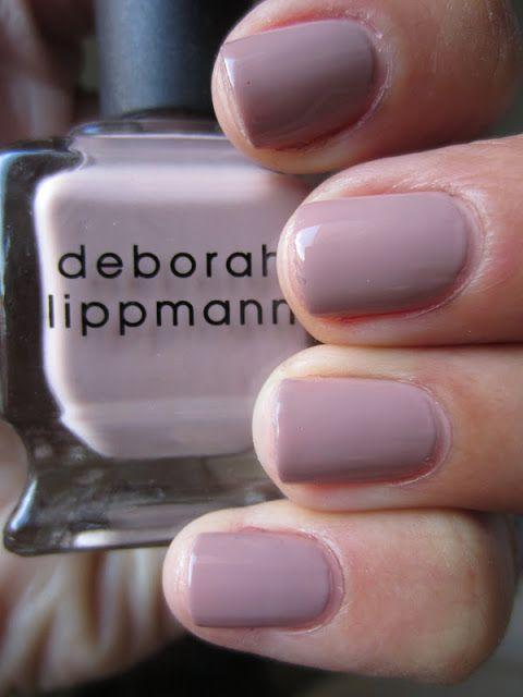 Deborah Lippmann Modern Love Perfect Nails Gorgeous Nail Polish Art