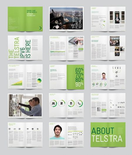 ;-)__< I always like to see how people build their brand book. I collect them :) 다양한 레이아웃