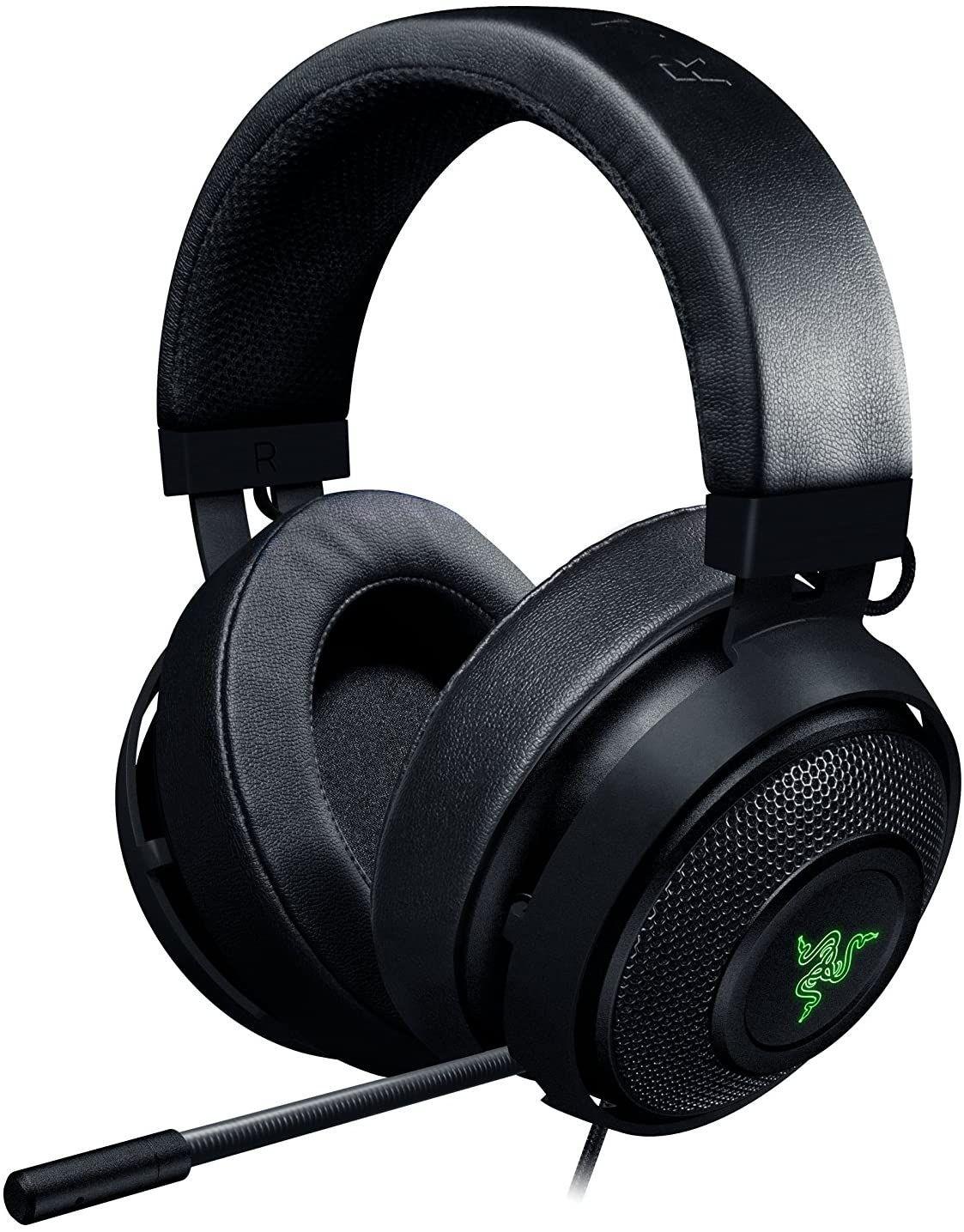 Razer Kraken 7 1 V2 In 2020 Headset Gaming Headset Razer