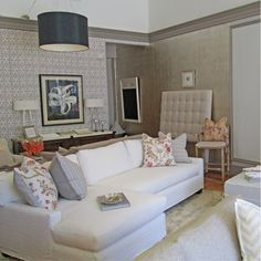 white slipcovered sectional - Google Search : white slipcovered sectional sofa - Sectionals, Sofas & Couches