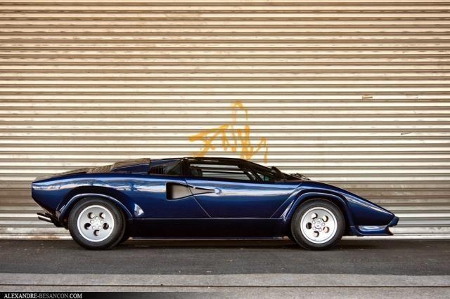 1980 Lamborghini Countach 5000S