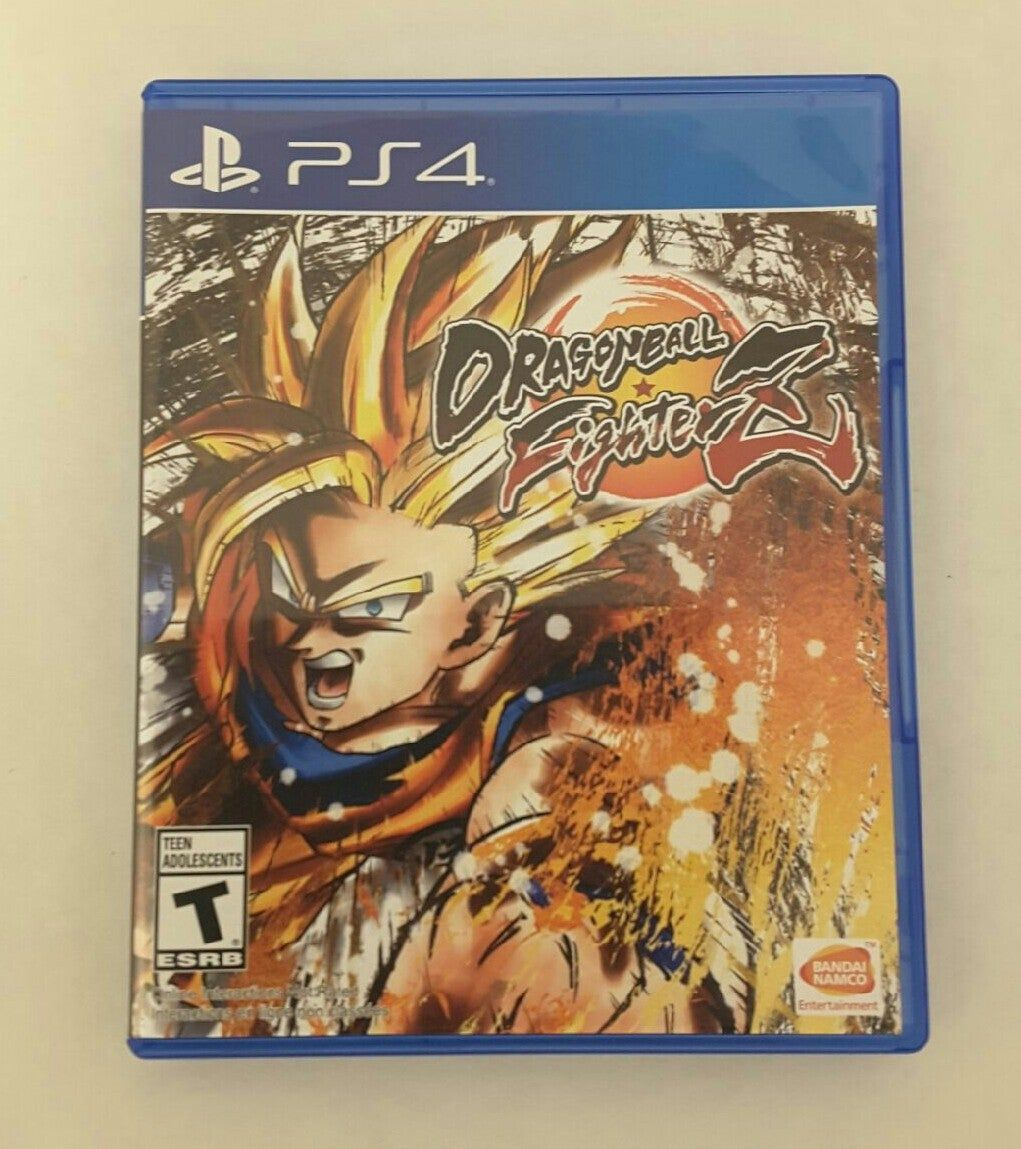 Dragonball Fighter Z PS4 *Rated M for Mature17+* Condition