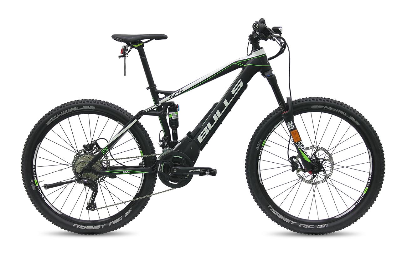 Bulls E Stream Evo 45 Fs 2017 Electric Bicycle Ebike Electric