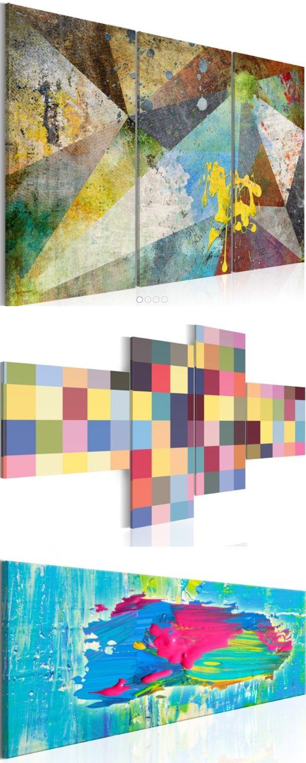 In vendita #online quadri moderni astratti - per cambiare aspetto alla #casa  https://www.quadriperarredare.it/catalogo/quadri/astratti-quadri/  un mondo di colori vi aspetta nella #gallery