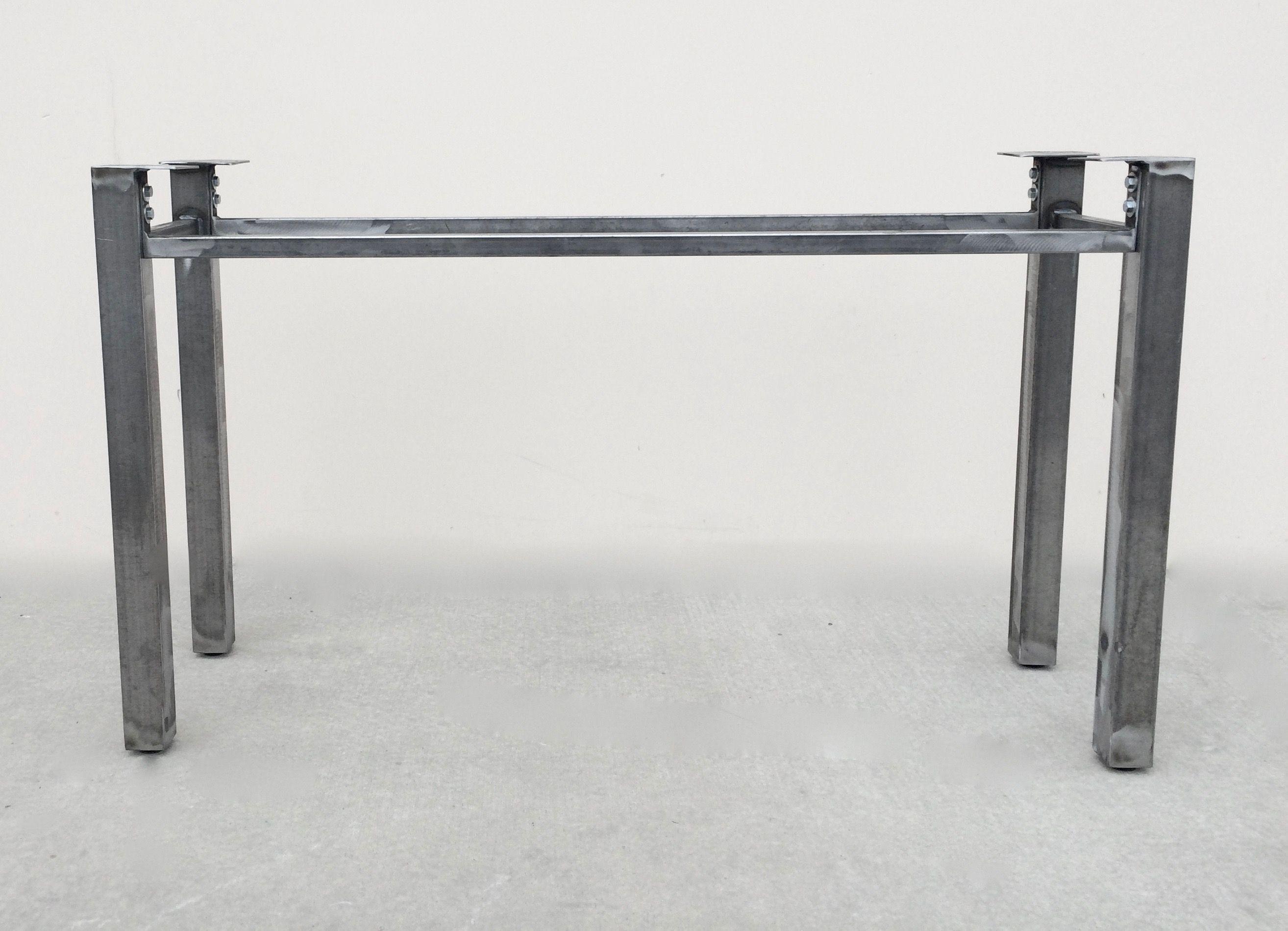 Steel Coffee Table Frame Metal Table Legs Table Frame Metal Table Base Steel Table Legs