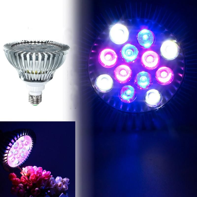 LED Coral Reef Plant Grow Spot Light Bulb Fish Tank Aquarium Lamp Reliable AN5