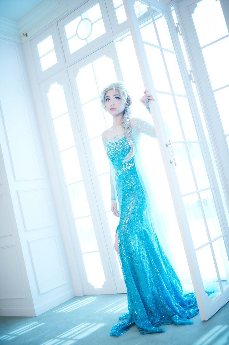 tomiaaa(토미아) Elsa Cosplay Photo - WorldCosplay