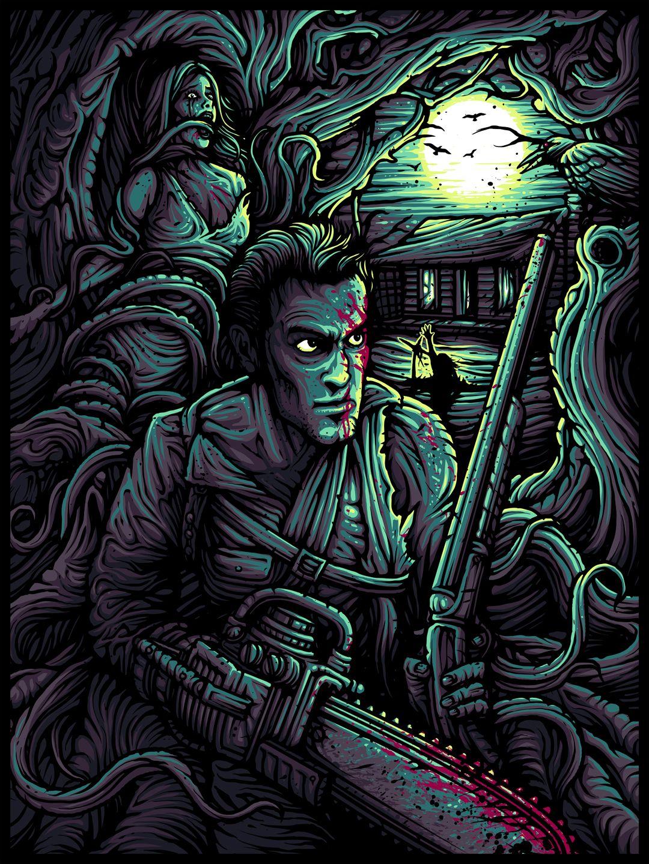 Dan Mumford, 'Evil Dead'