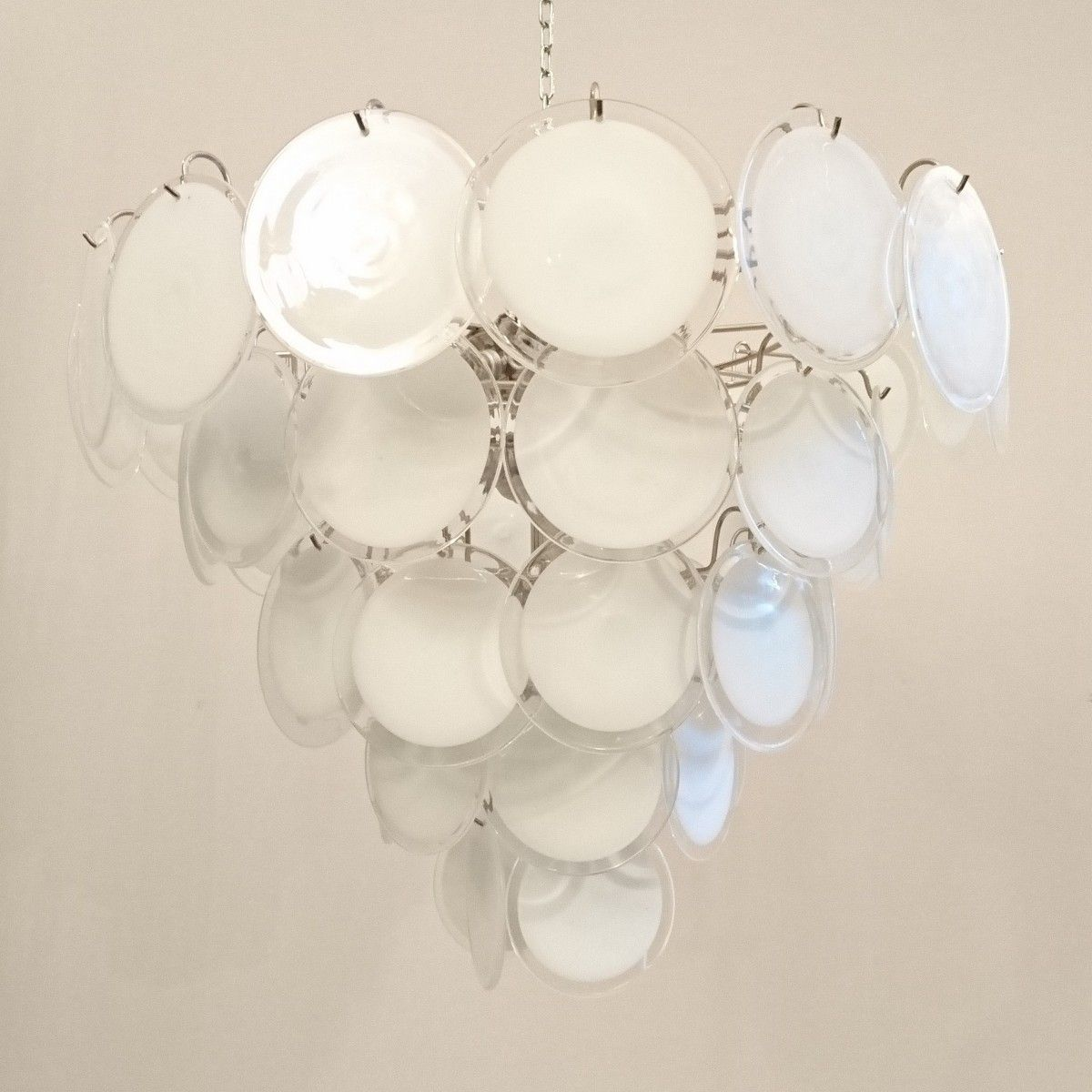 Five tiered chandelier by gino vistosi for vistosi 1960s bedroom five tiered chandelier by gino vistosi for vistosi 1960s aloadofball Images
