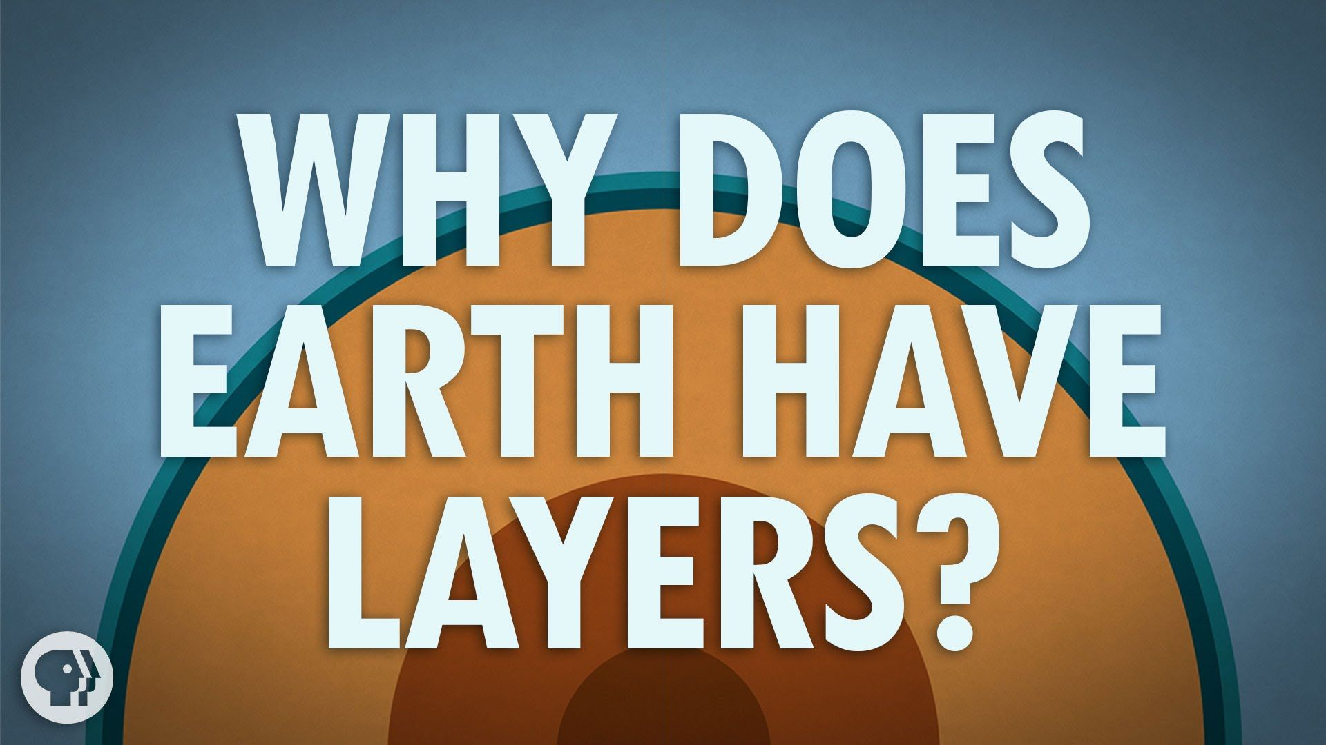 Why Does The Earth Have Layers