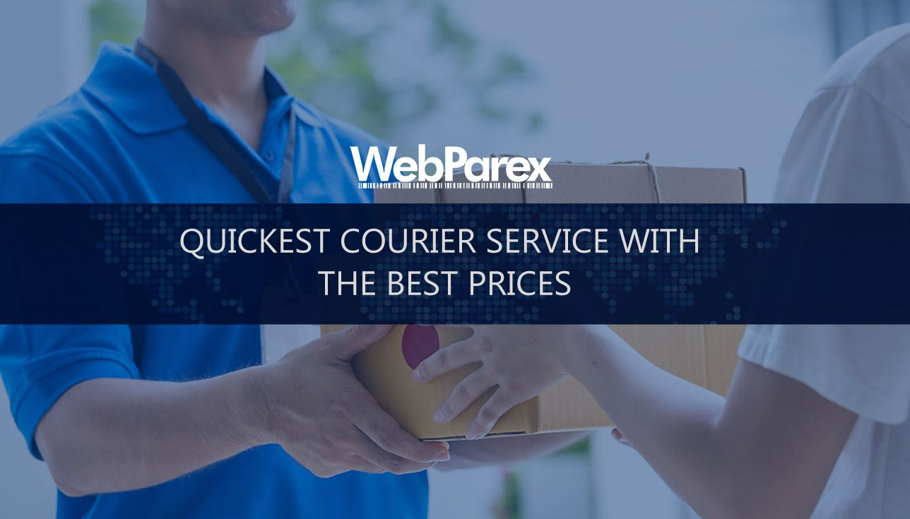 WebParex offers Courier and Parcel (CP) administrations that