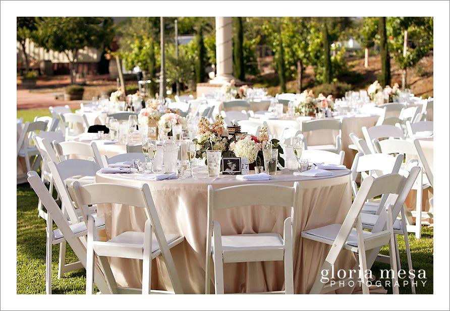 Beautiful outdoor wedding winery Temecula weddings