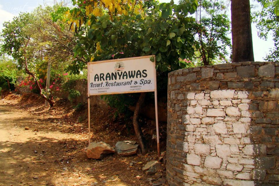 When you are travelling from #Ranakpur to #Udaipur, #Aranyawas is on the right hand side and a great place to break your journey. Apart from good food, they have cottages and camps also @ #Aranyawaas, #Kumbalgarh, #Rajasthan