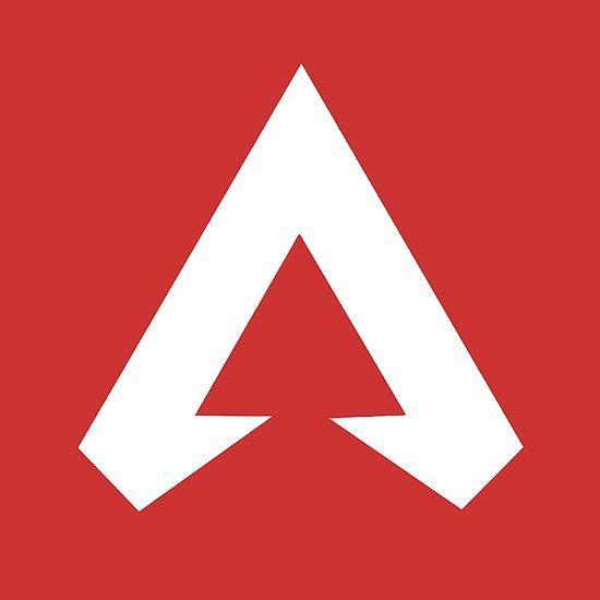 Apex Legends White Logo Apex Logo Apex Video Game Logos