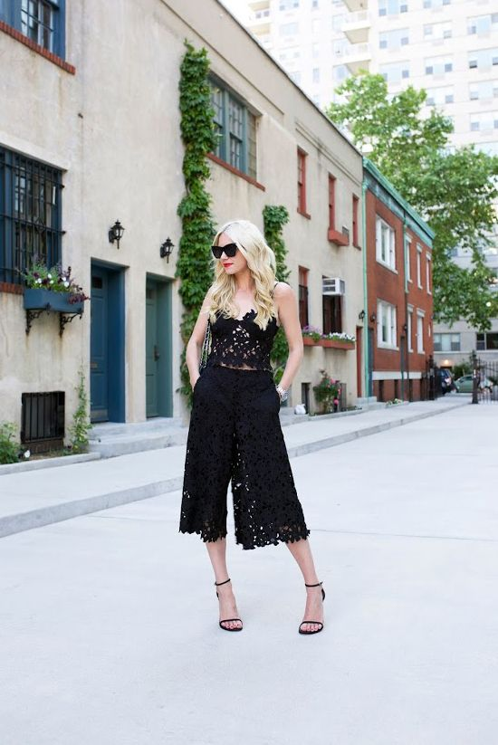7bdc95eb70ca 15 Ultra-Chic Ways To Wear Black In Summer