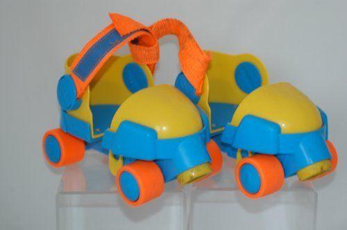 DUDE!!! I loved these roller skates!!!Fisher Price #2344 Adjustable 1-2-3 Roller Skates by Fisher Price, http://www.amazon.com/dp/B004XJR0LG/ref=cm_sw_r_pi_dp_wap4pb16AJJCF