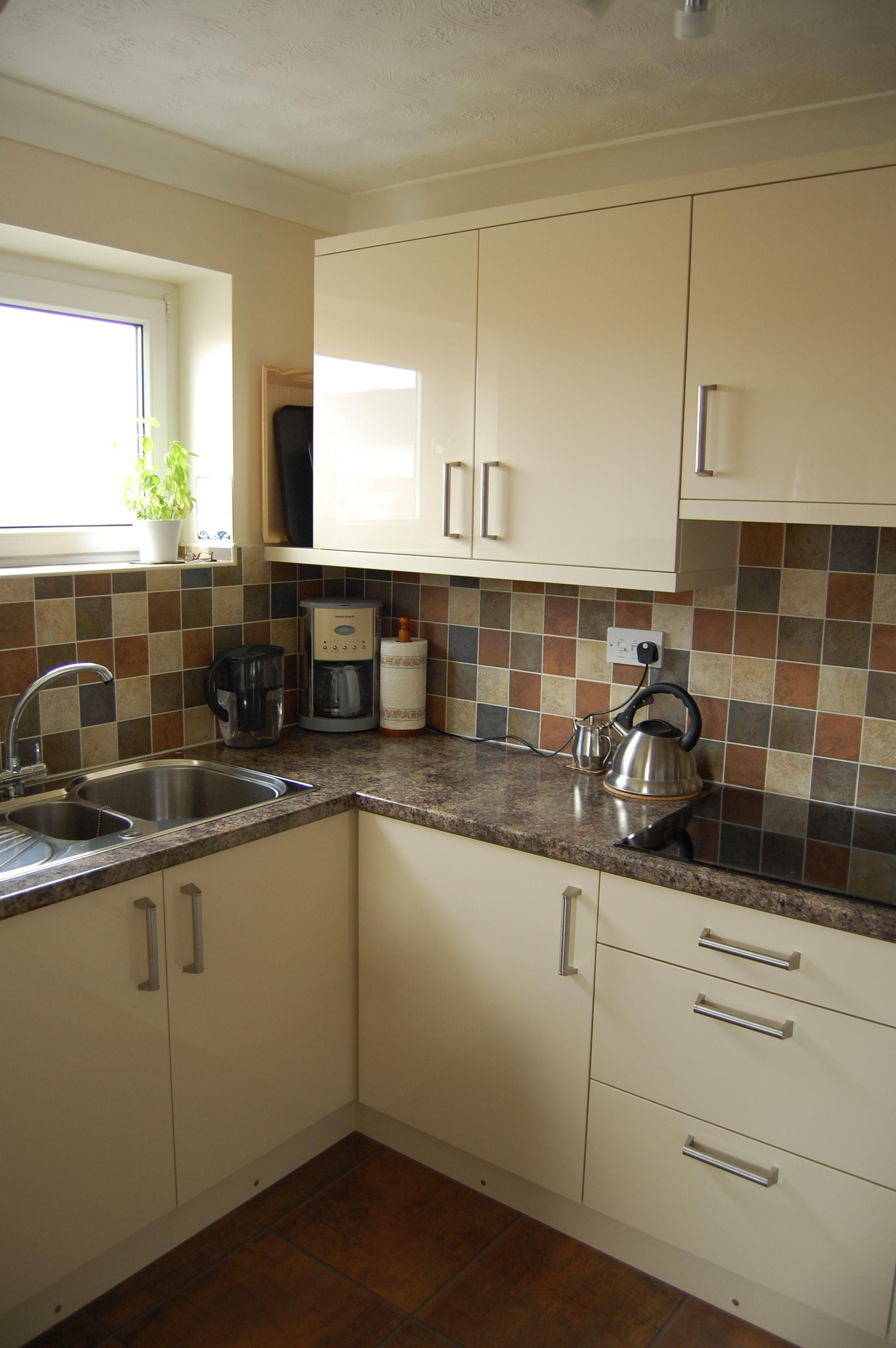 Duleek Ivory Gloss Kitchen. Kitchens, bedrooms, Kitchen