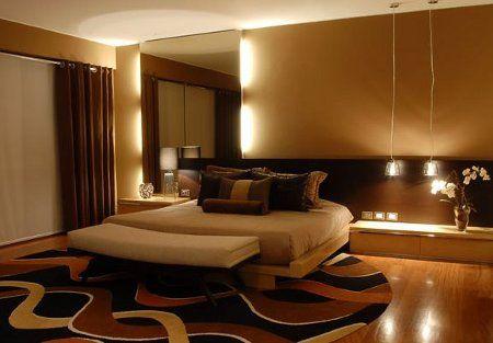 lamparas-dormitorio2 | Diseño de Interiores | Pinterest | El ...