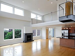 Open Plan House With Mezzanine Small House Design Exterior House Floor Plans Small House Design