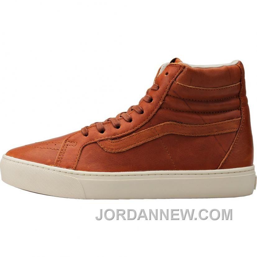 http://www.jordannew.com/vans-leather-sk8hi-cup-ca-henna-turtledove-for-sale.html VANS LEATHER SK8-HI CUP CA - HENNA/TURTLEDOVE FOR SALE Only $125.71 , Free Shipping!