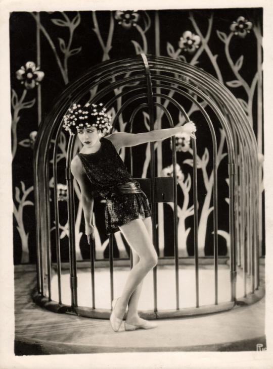 Alla Nazimova 1922 Silent era movie star poster print