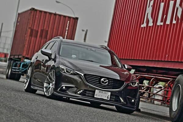 Atenza Mazda6 Chaos Rays Mazda 6 Wagon Mazda Cars Mazda 6 Tourer