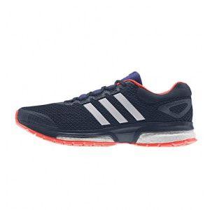 zapatillas running adidas response boost azul hombre