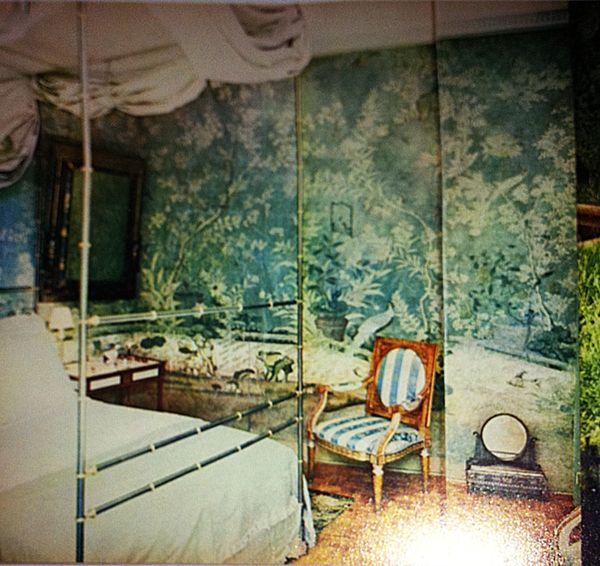 Baroness Pauline De Rothschild Home