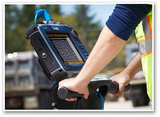 Ground Penetrating Radar Data Acquisition Unit - SIR-4000
