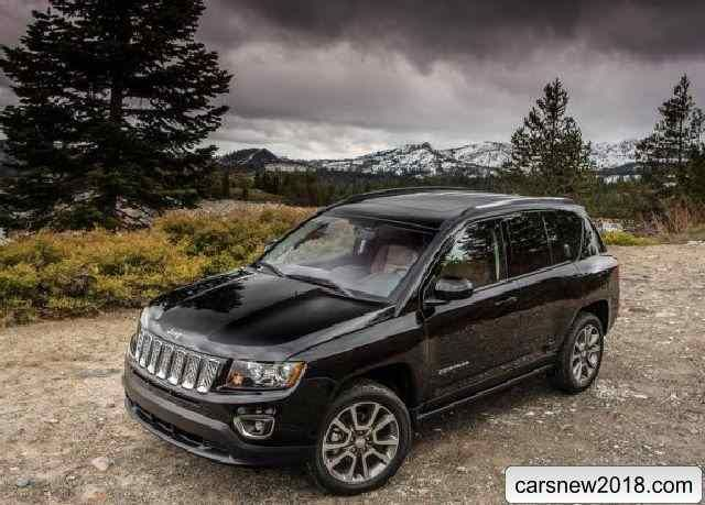 In August Will Begin Sales Of The New 2018 2019 Jeep Compass