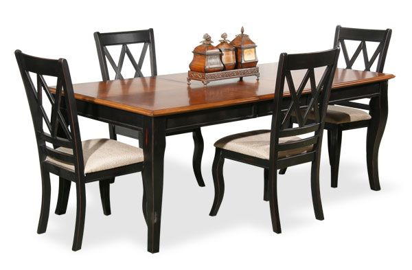 Serotina 5 Piece Dining Set D-36-5PC Dining Room Set by American Furniture  sc 1 st  Pinterest & Serotina 5 Piece Dining Set D-36-5PC Dining Room Set by American ...