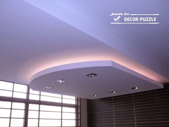 Kitchen False Ceiling Designs Gypsum Board Design Catalogue