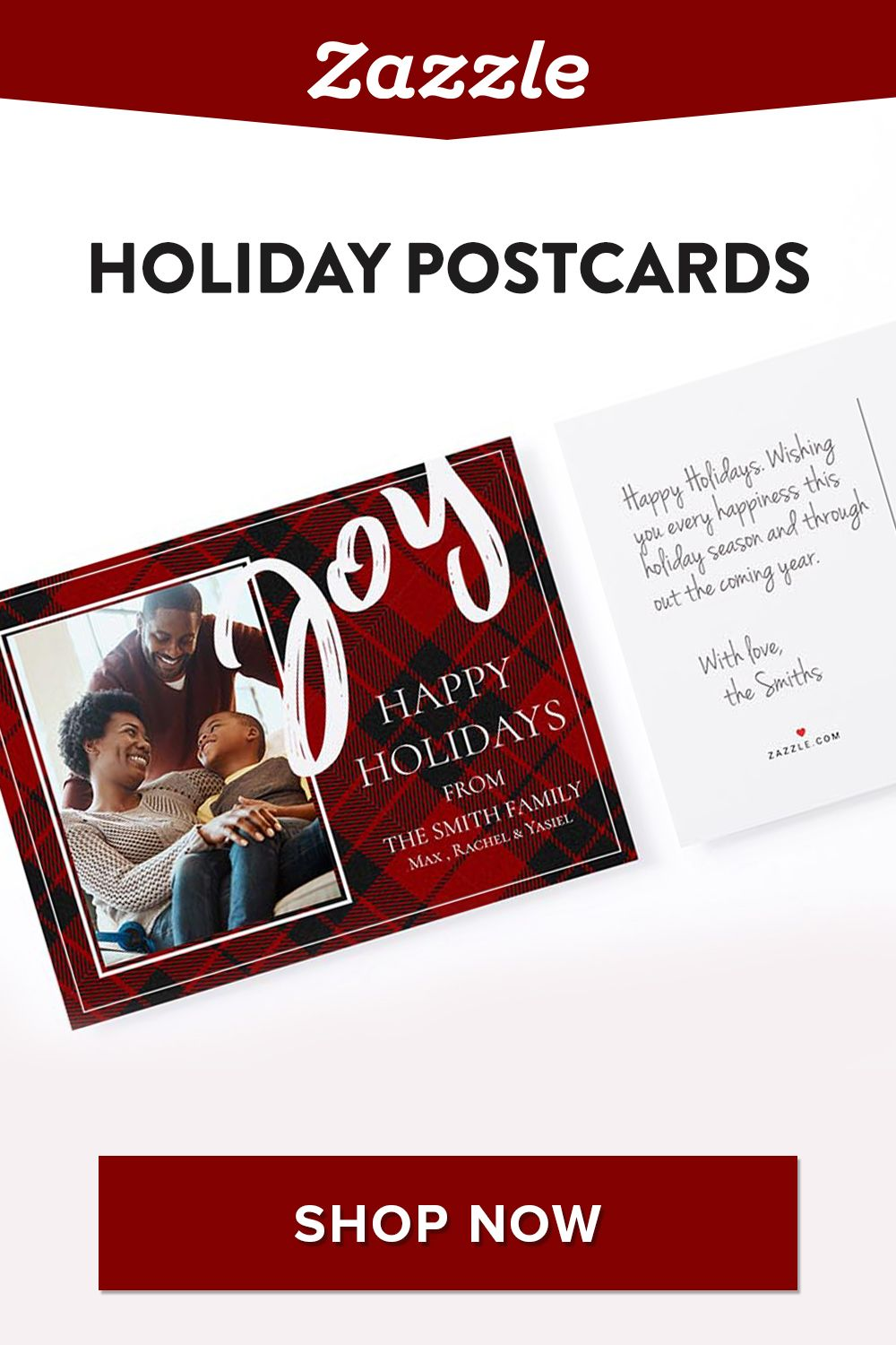 This year, support independent designers and find your perfect holiday card on Zazzle. We've got thousands of designs to choose from, including themes for newlyweds, a new baby, funny, pets, Disney and more. Browse by style, theme, or number of photos.