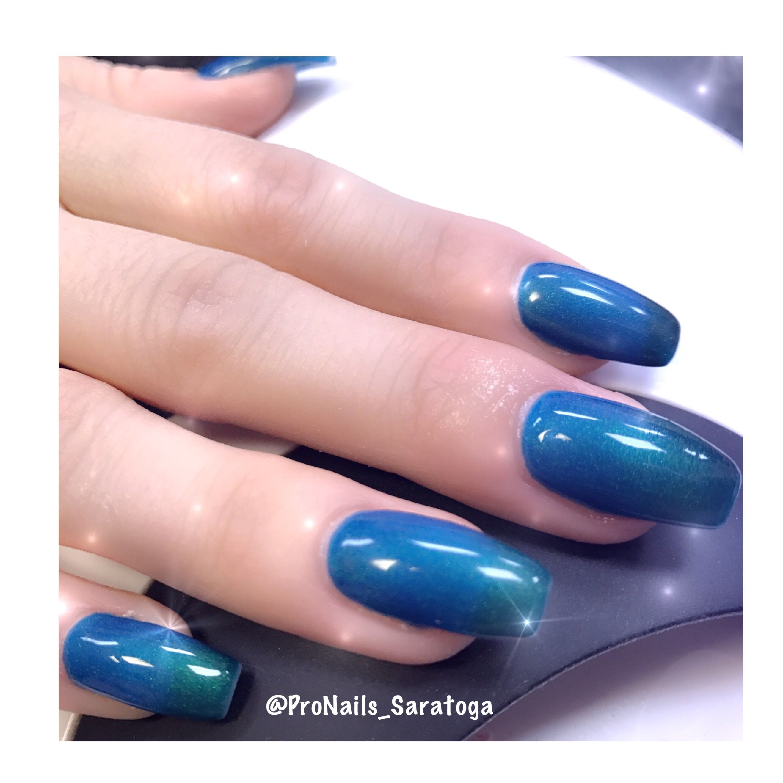 Ombre Nail Colors Colour Tip