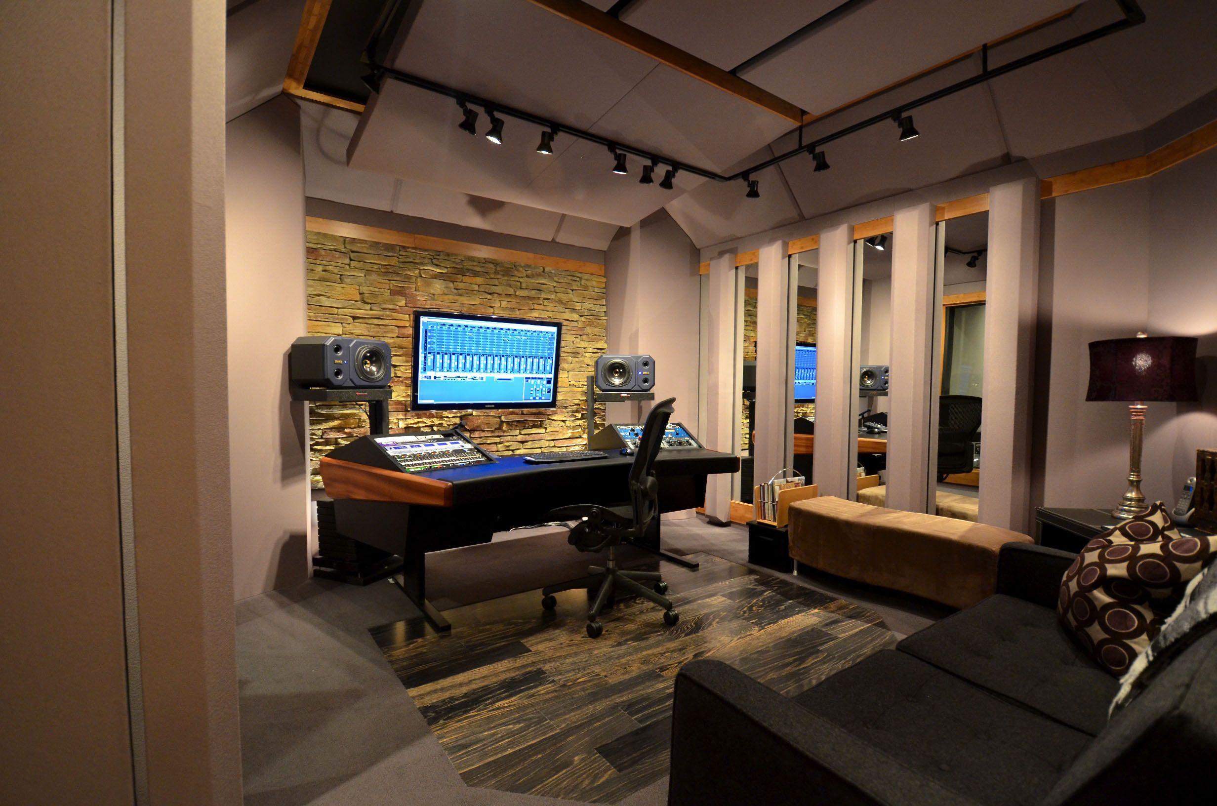 Elegant Picture Of Home Studio Design Ideas Home Music Rooms