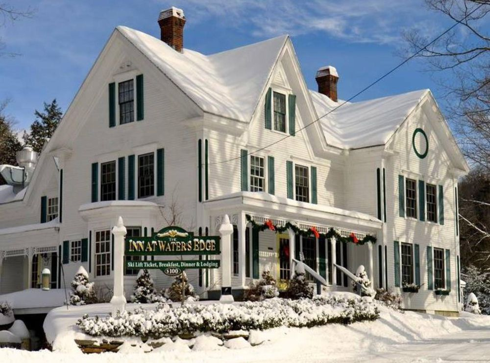 Inns for sale White houses, Beautiful homes, Country inn