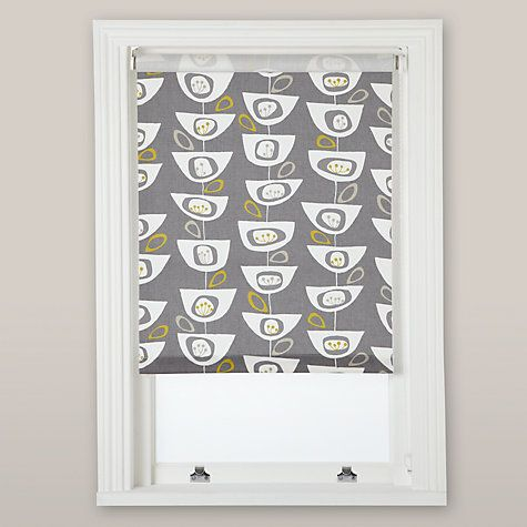 Buy John Lewis Seedheads Daylight Roller Blind Online At