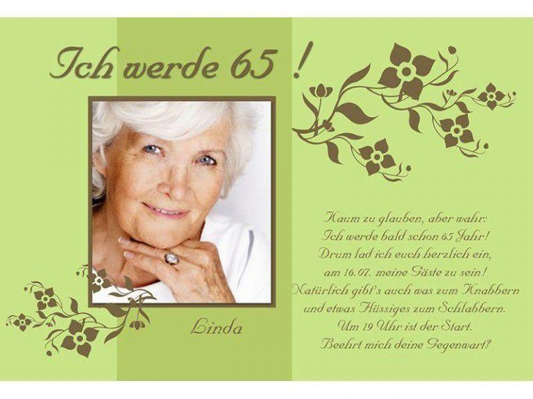 Einladung Zum Geburtstag Text Schwäbisch Einladung
