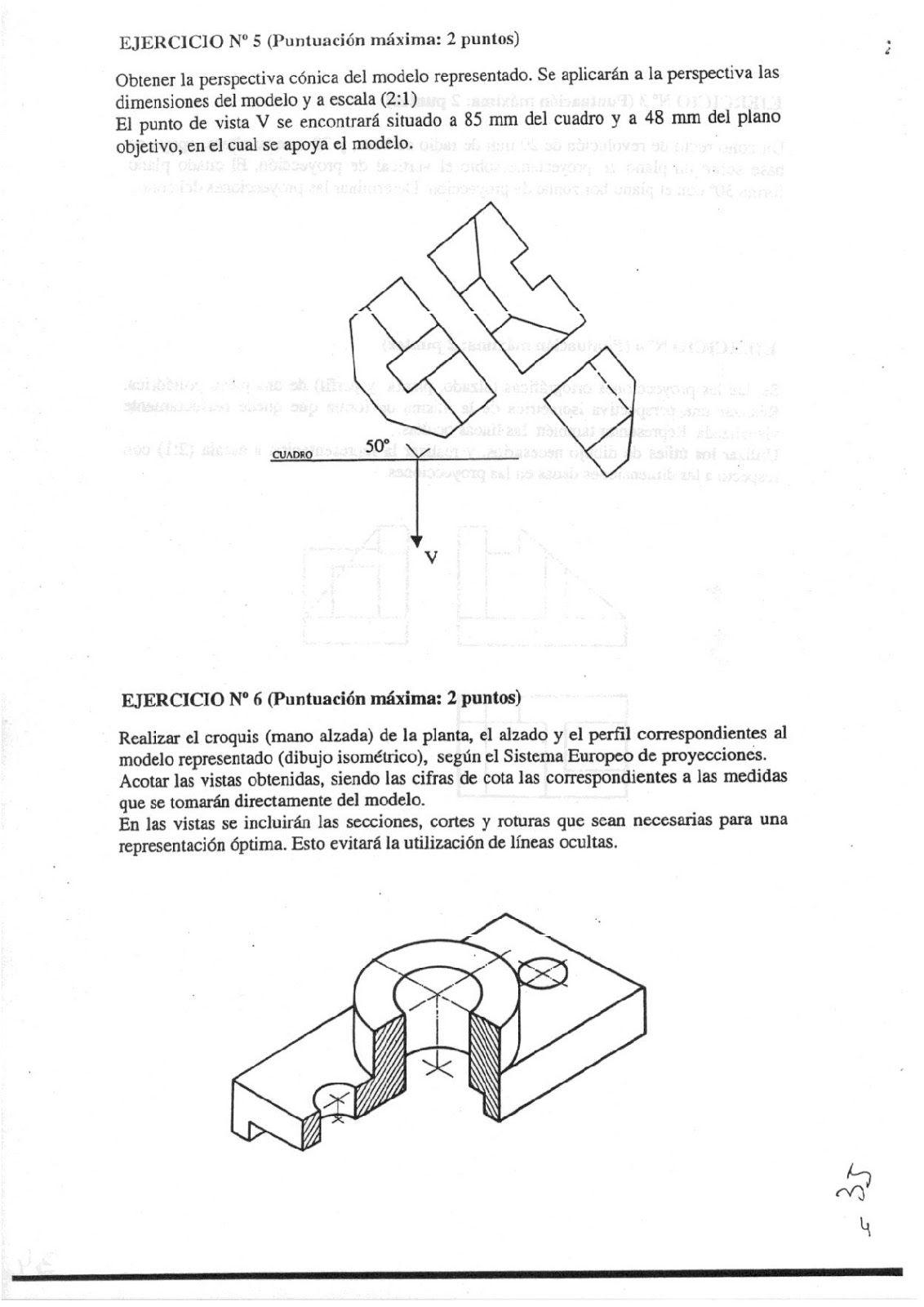 Examenes De Evaluacion Bachillerato Dibujo Tecnico Para El Acceso A La Universidad Ebau 2018 Convocatorias Junio Septiembr Bachillerato Examen Evaluacion