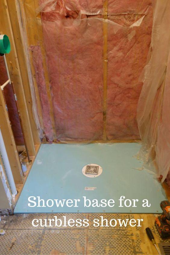 Old Basement Bathroom Remodel