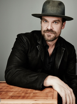 David Harbour He is Not my type, yet for some unexplainable reason, I am completely adoring him!