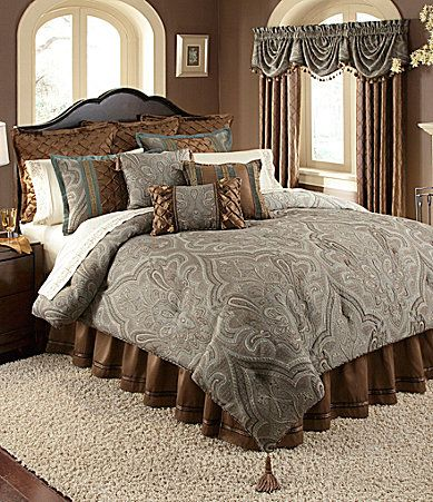 Veratex Valverde Bedding Collection Dillards Comforter