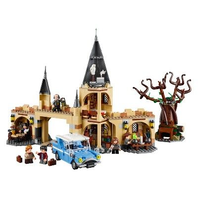 Lego Harry Potter Hogwarts Whomping Willow 75953 Harry Potter