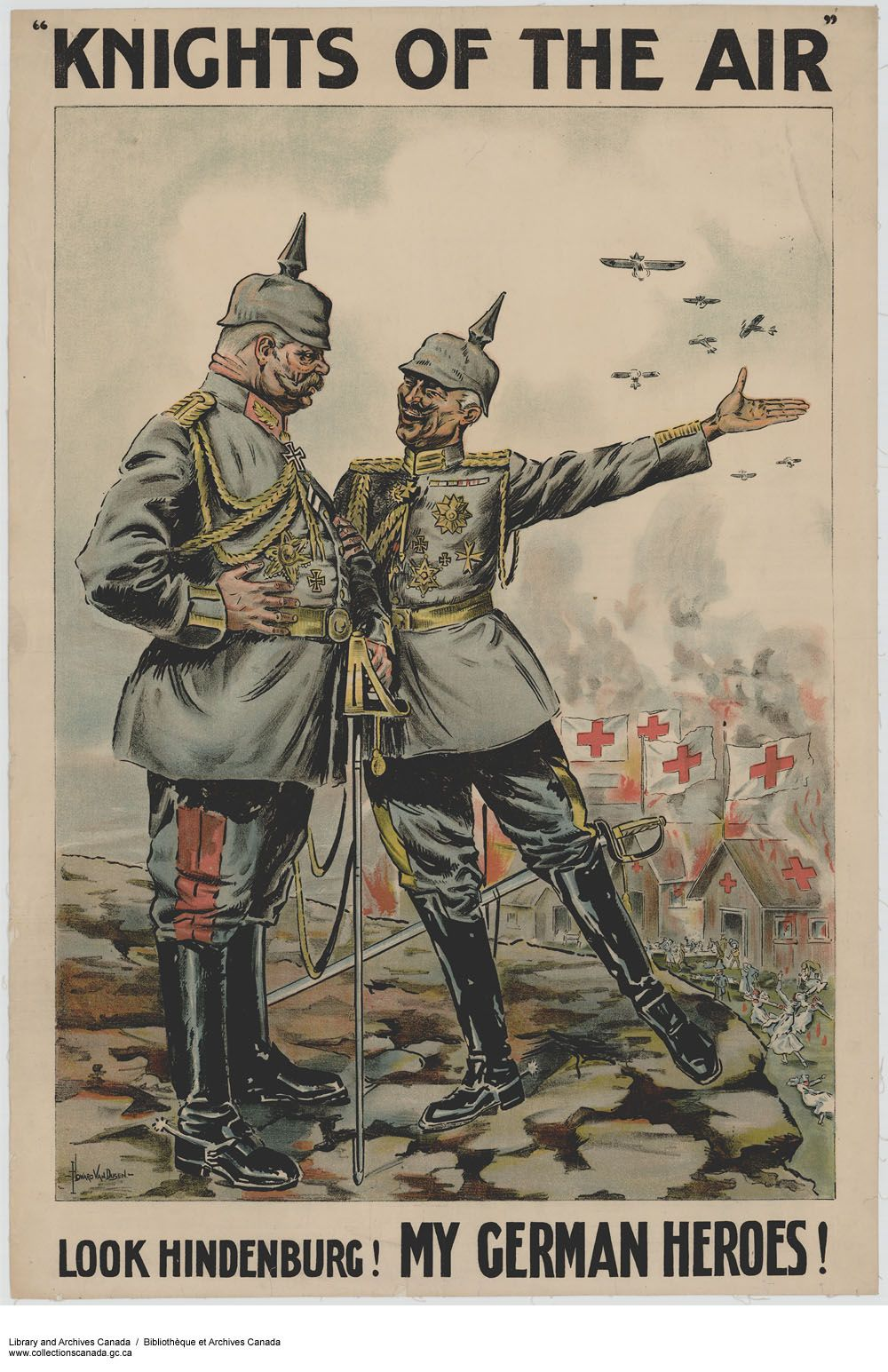 Canadian First World War, Enlistment & Propaganda Posters ...