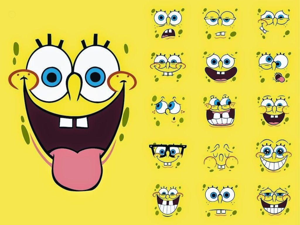 Download Wallpaper Spongebob Spongebob Faces Spongebob Wallpaper Spongebob