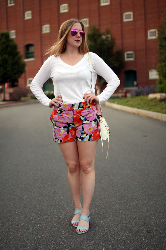 style-blueprint.com // full bloom // loft riviera shorts // | < my ...