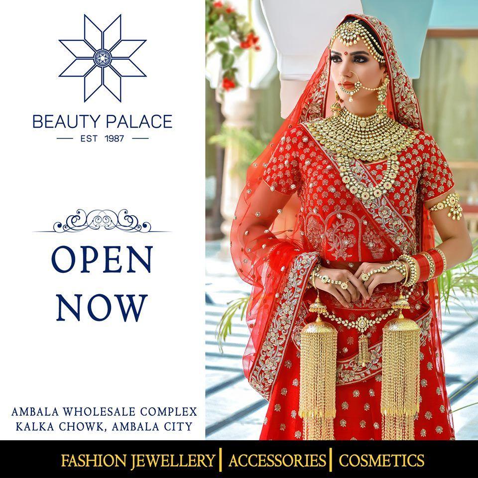 Beauty Palace Jewellers Ambala Store Open Now