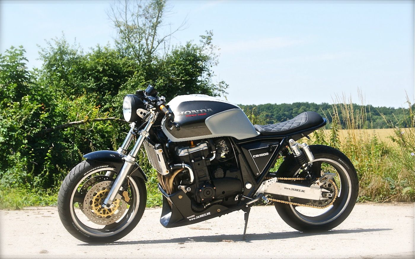 Inazuma Cafe Racer The Big One Honda Cb1000