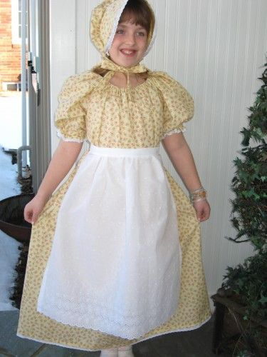 1000  images about pioneer dresses on Pinterest | Homemade, Arts ...